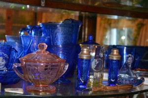 buy depression glass from whiterose glassware